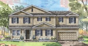 The CALADESI II | Homes By Westbay | WaterSet Apollo Beach Florida Real Estate | Apollo Beach Realtor | New Homes for Sale | Apollo Beach Florida