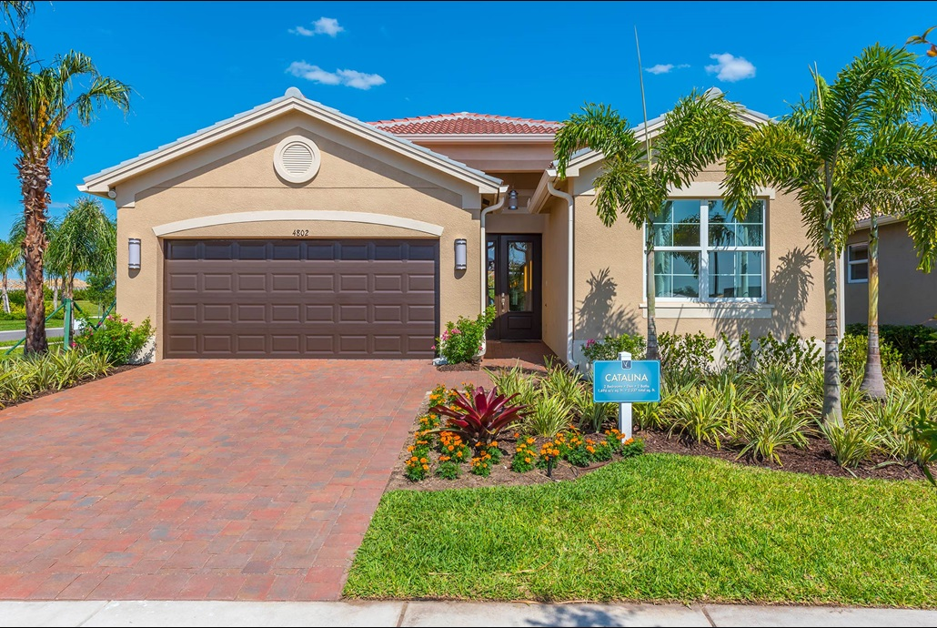 The Catalina Model Home | The Vintage Collection at Valencia del Sol in Tampa, FL