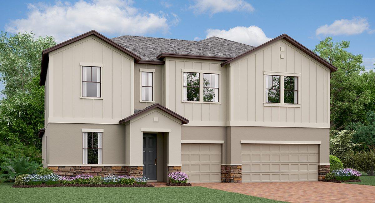 The California Triple Creek Lennar Homes Riverview Florida Real Estate | Riverview Realtor | New Homes for Sale | Riverview Florida