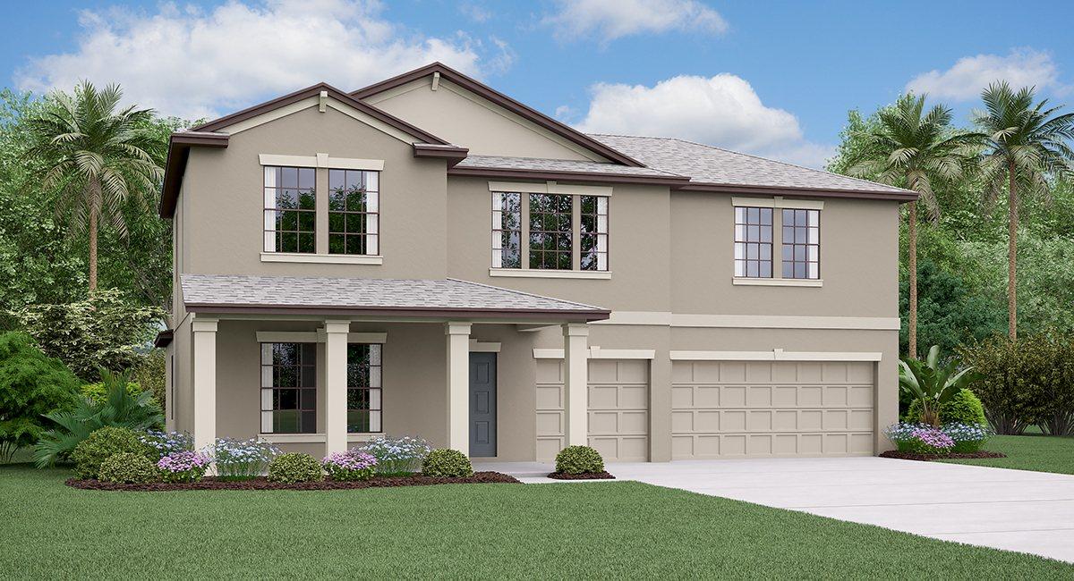 The Cheyenne  Belmont Ruskin Florida Real Estate | Ruskin Realtor | New Homes for Sale | Ruskin Florida