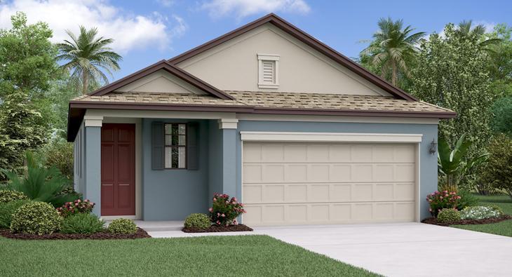 Belmont New Home Community Ruskin Florida