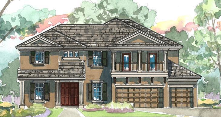 The GASPARILLA | Homes By Westbay | WaterSet Apollo Beach Florida Real Estate | Apollo Beach Realtor | New Homes for Sale | Apollo Beach Florida