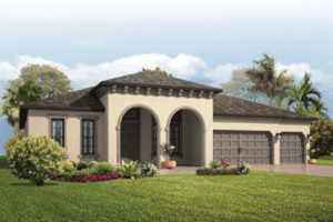 New Home Community WaterSet Apollo Beach Florida
