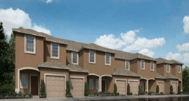 Oak Creek New Town Homes For Sale Riverview Florida