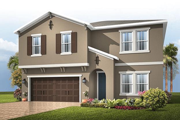 The Newhaven 2   Cardel Homes   WaterSet Apollo Beach Florida Real Estate   Apollo Beach Realtor   New Homes for Sale   Apollo Beach Florida