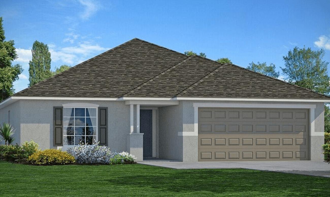 The Salerno Cypress Creek Sun City Center Florida Real Estate | Sun City Center Realtor | New Homes for Sale | Sun City Center Florida