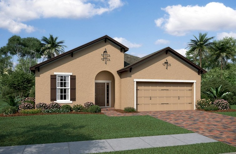 The Sea Breeze   Beazer Homes   The Reserve at Pradera Riverview Florida Real Estate   Riverview Realtor   New Homes for Sale   Riverview Florida