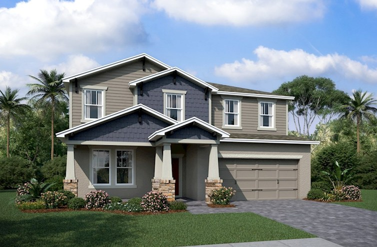 Beazer New Homes New Home Communities Riverview Florida