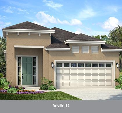 The Seville  (WT) | Park Square Homes | WaterSet Apollo Beach Florida Real Estate | Apollo Beach Realtor | New Homes for Sale | Apollo Beach