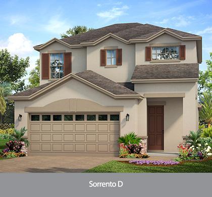 The Sorrento   (WT) | Park Square Homes | WaterSet Apollo Beach Florida Real Estate | Apollo Beach Realtor | New Homes for Sale | Apollo Beach