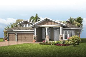 The St. Lucia 2 | Cardel Homes | WaterSet Apollo Beach Florida Real Estate | Apollo Beach Realtor | New Homes for Sale | Apollo Beach Florida
