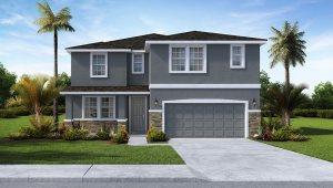 DR Horton Homes | The Talbot 3,561 square feet 5 bed, 3.5 bath, 2 car, 2 story | Southshore Bay Wimauma Florida Real Estate | Wimauma Realtor
