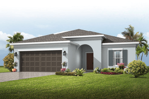 The Brighton Plan At Sandhill Ridge | Cardel Homes | Riverview Florida Real Estate | Riverview Realtor | Homes for Sale | Riverview Florida
