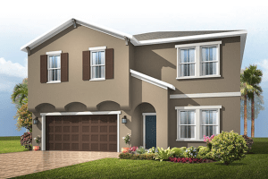 The Newhaven Plan At Sandhill Ridge | Cardel Homes | Riverview Florida Real Estate | Riverview Realtor | Homes for Sale | Riverview Florida