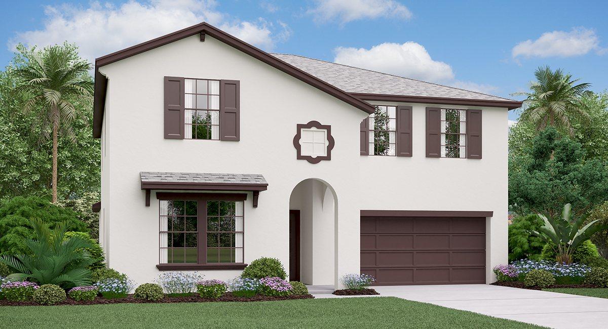 The Trenton Belmont Ruskin Florida Real Estate | Ruskin Realtor | New Homes for Sale | Ruskin Florida