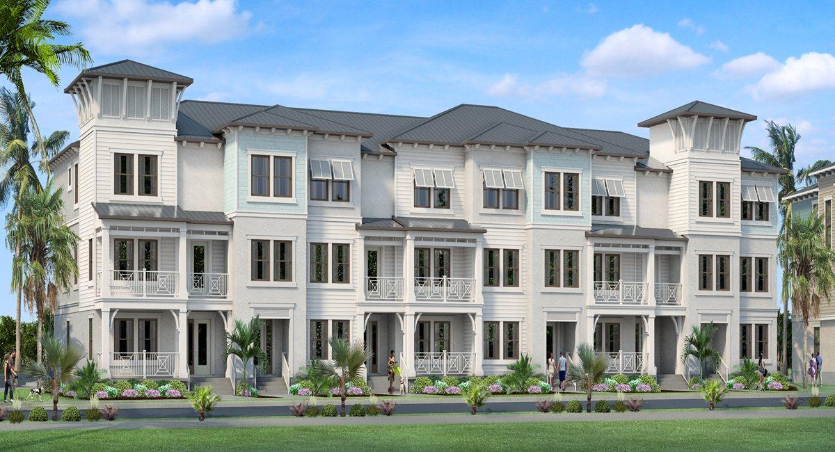Westshore Marina District: Inlet Park South Tampa Florida