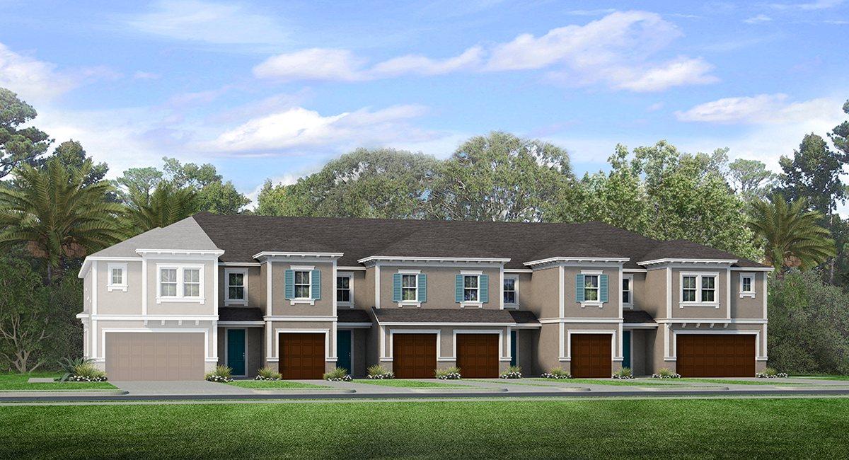 Bridgehaven Townhomes Tampa Florida Real Estate | Tampa Realtor | New Homes for Sale | Tampa Florida