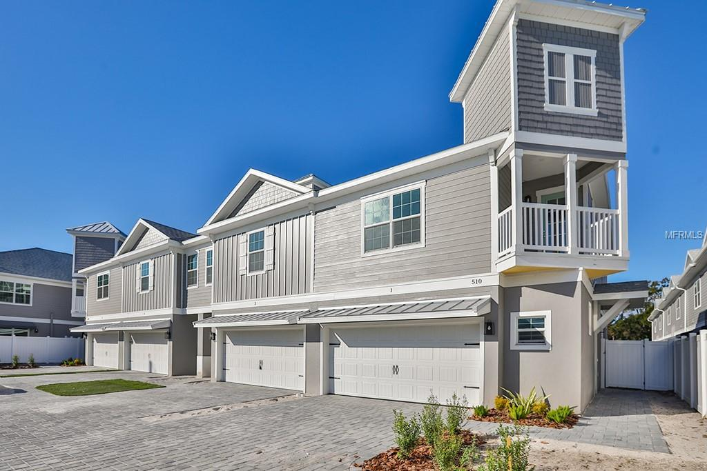 Havan  New Town Homes Community South Tampa Florida