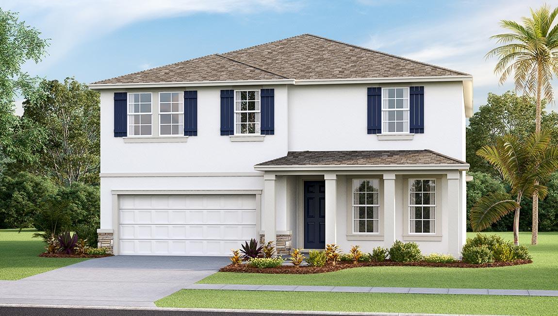 DR Horton Homes New Home Community Riverview Florida