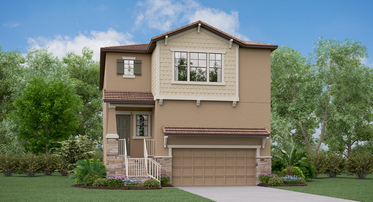 South Port  New Home Community South Tampa Florida