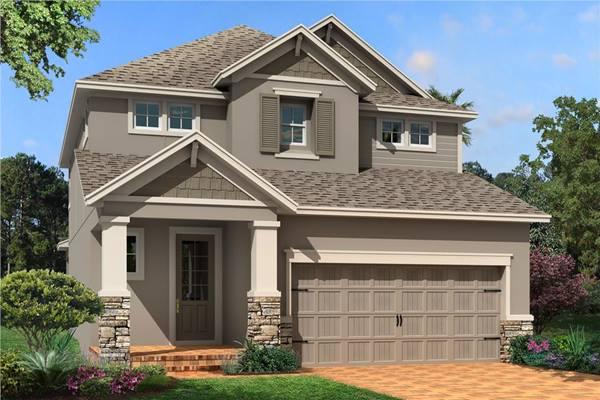 The  Aspen Homes M/I Homes  Ventana Riverview Florida Real Estate | Riverview Florida Realtor | New Homes for Sale | Tampa Florida