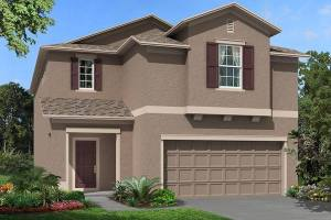 The Cypress Homes M/I Homes  Ventana Riverview Florida Real Estate | Riverview Florida Realtor | New Homes for Sale | Tampa Florida