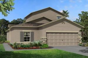 The Jasmine Bonus  Homes M/I Homes  Ventana Riverview Florida Real Estate | Riverview Florida Realtor | New Homes for Sale | Tampa Florida