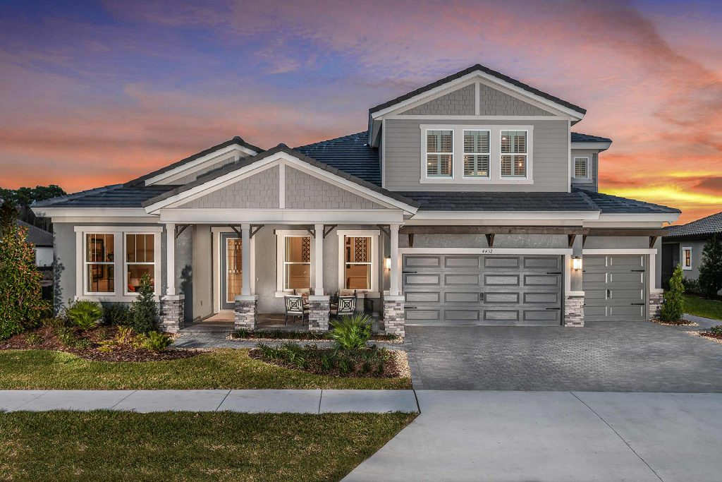 Homes By Westbay New Home Community Riverview Florida