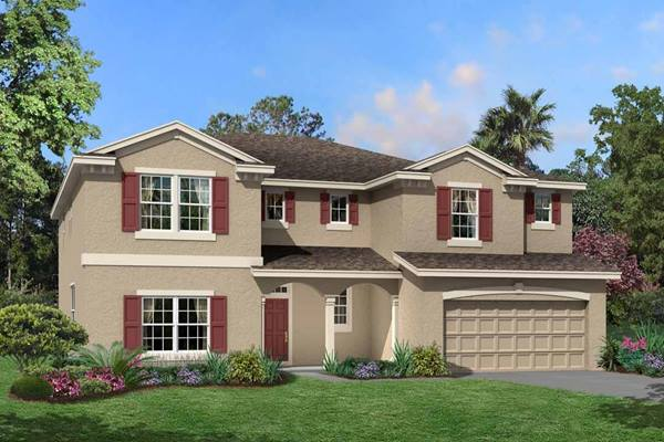 The  Palazzo Homes M/I Homes  Ventana Riverview Florida Real Estate | Riverview Florida Realtor | New Homes for Sale | Tampa Florida