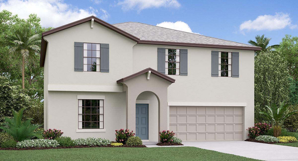 The Providence Model Tour Lynwood   Lennar Homes Apollo Beach Florida