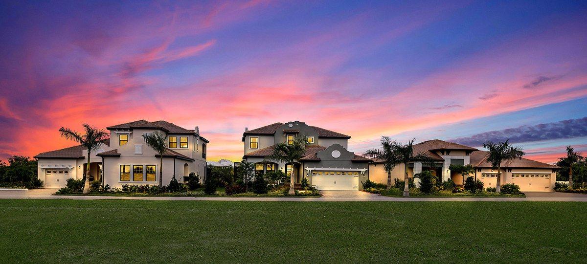 SouthShore Yacht Club New Home Community Ruskin Florida