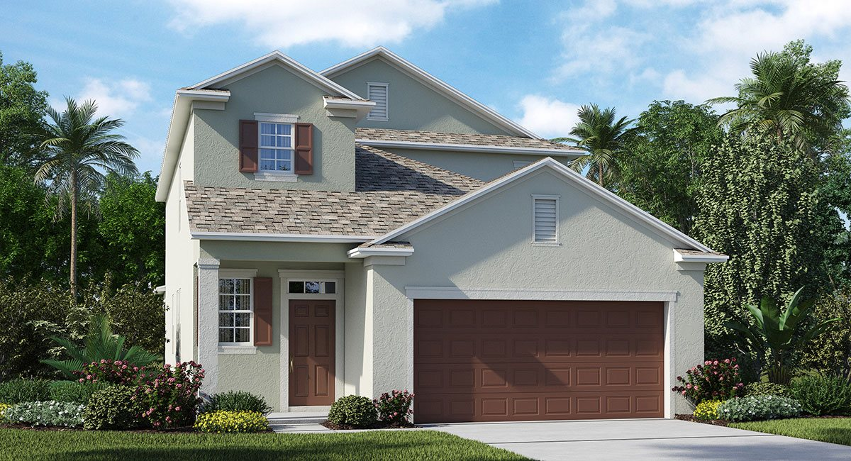 The Winthrop Model  By Lennar Homes Riverview Florida Real Estate | Ruskin Florida Realtor | New Homes for Sale | Tampa Florida