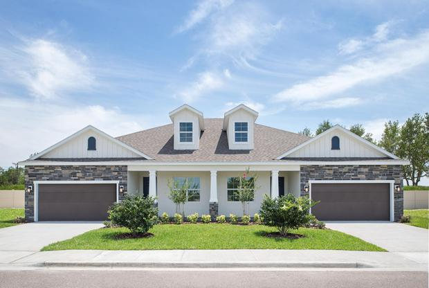 Bridgewater Landing New Home Community Riverview Florida