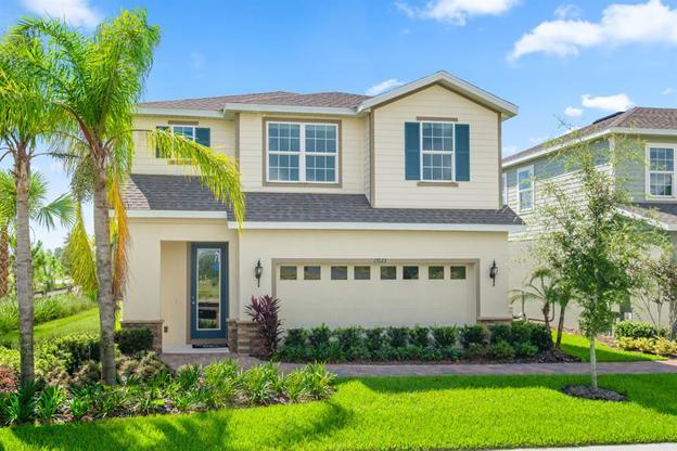 LUCAYA LAKE CLUB New Home Community Riverview Florida