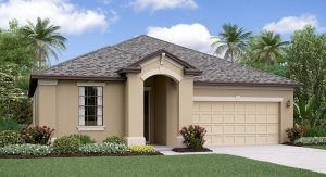 The New Jersey Model Tour  Lennar Homes Riverview Florida