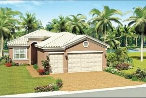 The  Palazzo Model Tour Valencia Del Sol GL Homes Wimauma Florida