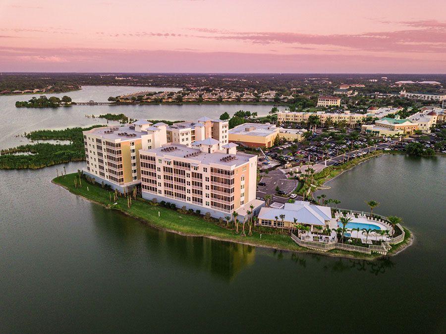 WATERFRONT AT MAIN STREET New Condominiums Community Lakewood Ranch Florida