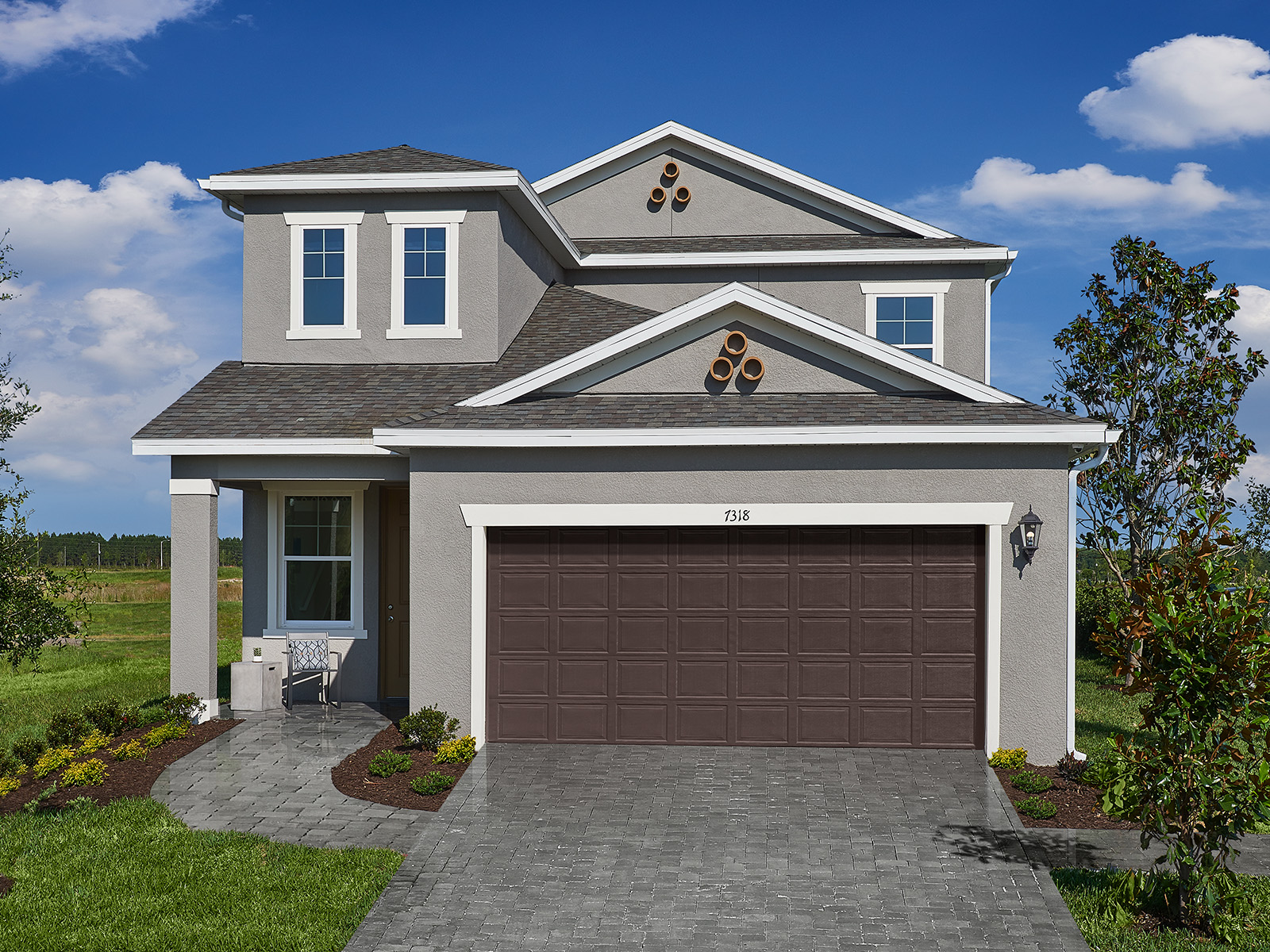 ASHCROFT AT WATERGRASS New Home Community Wesley Chapel Florida