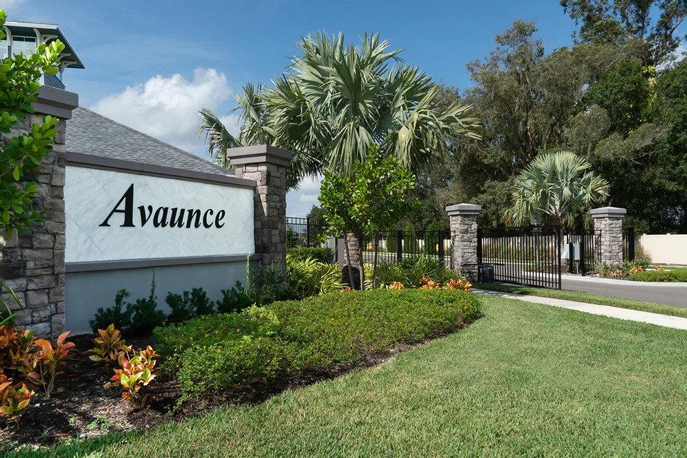 Avaunce New Home Community Bradenton Florida