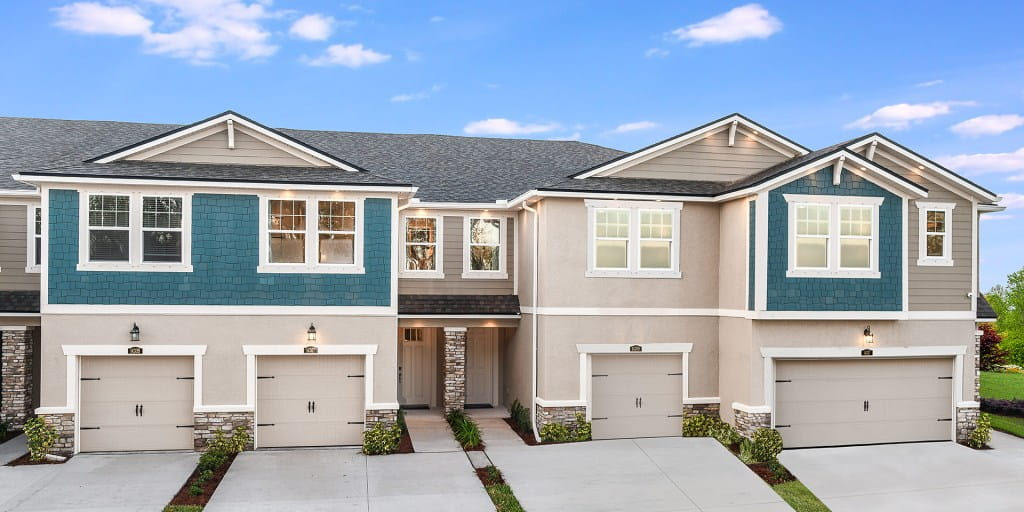 Avea Pointe New Home Community Lutz Florida