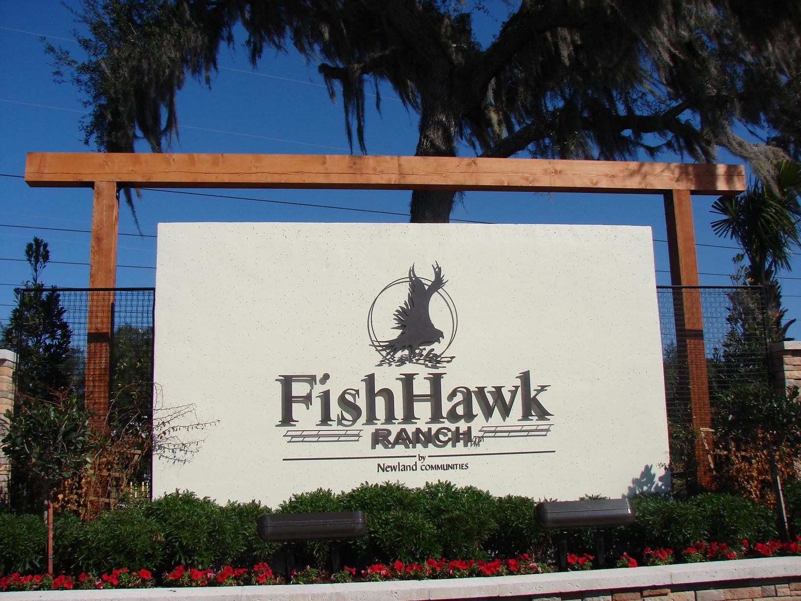 FISHHAWK RANCH WEST  New Home Community Lithia Florida