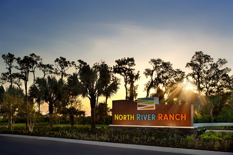 North River Ranch  New Home Community Parrish Florida