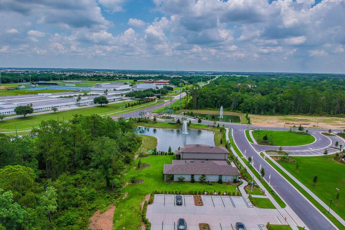 Wesbridge New Home Community Wesley Chapel Florida