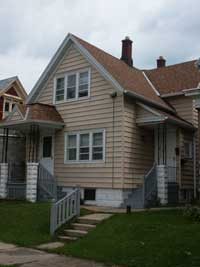 House restored in NIP project