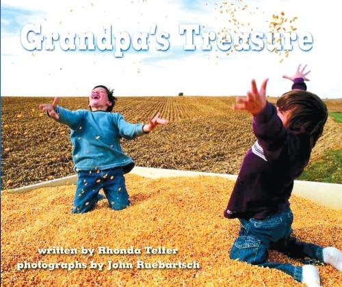 Grandpa's Treasure (cover)
