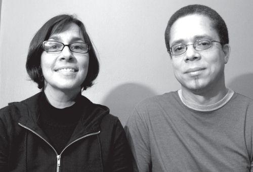 Sue Pezanoski and Tony Browne