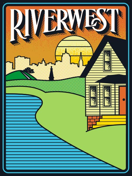 RiverWest Sign option 1