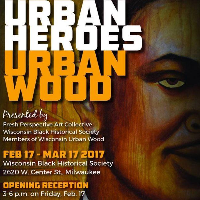 Urban Heroes Urban Wood flyer
