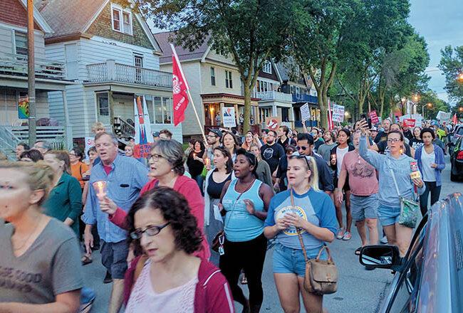 March down fratney WEB
