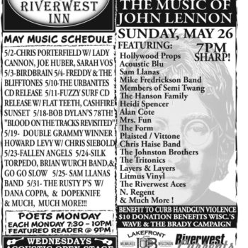 Lennon Benefit '18